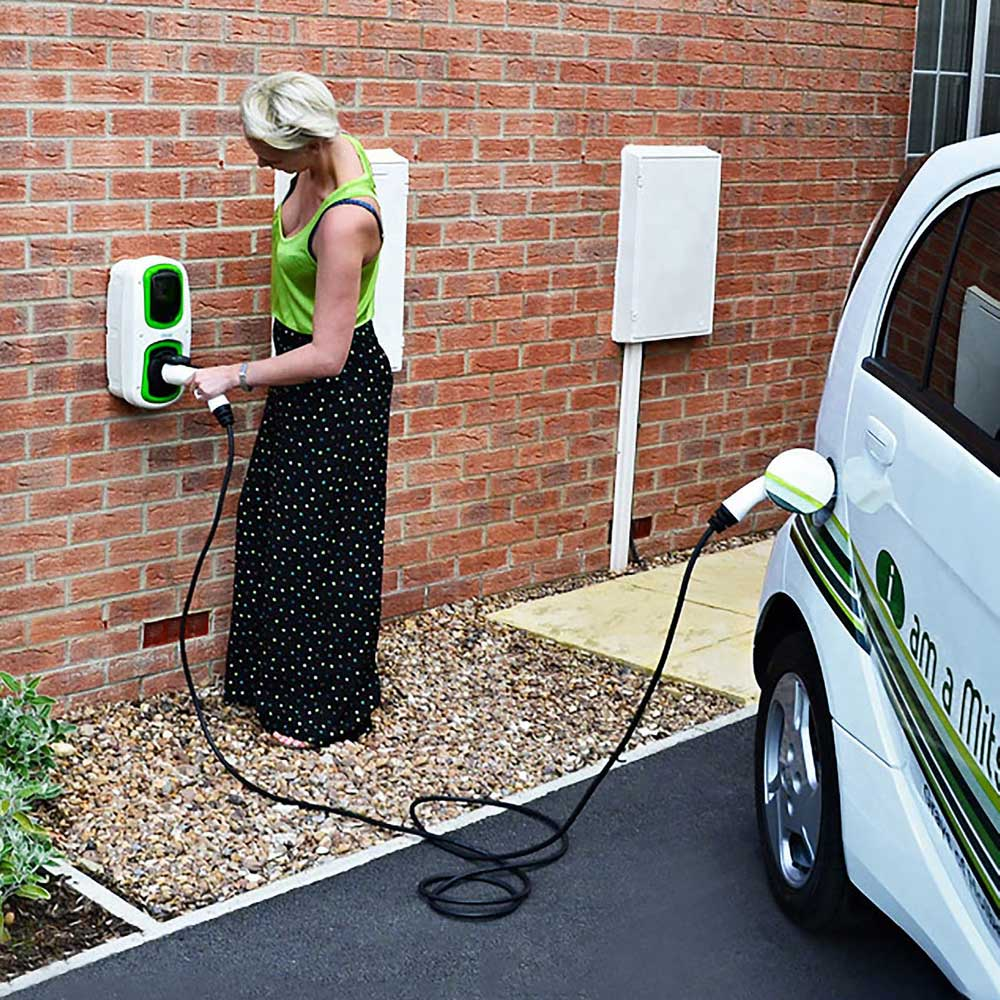 Electric Car (EV) Charging Points