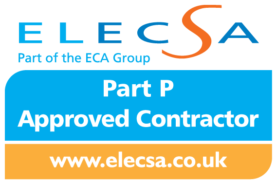 ELECSA Part P Approved Contractor